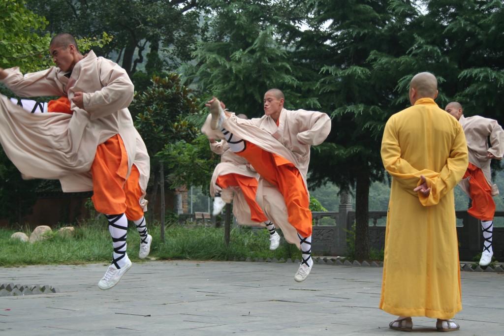 Boxe de Shaolin 少林拳