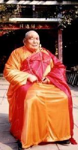 Le grand Maitre Shi Su Xi